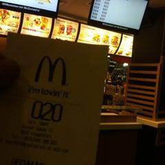 Photo taken at McDonald's by osman u. on 7/25/2015