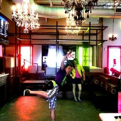Photo taken at Policy Restaurant & Lounge by Ele W. on 6/8/2013