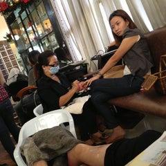 Photo taken at Envy Me Salon by Terryl Grace G. on 11/25/2012