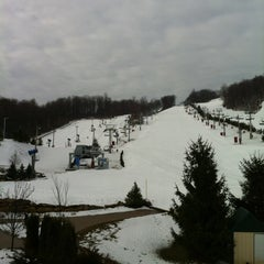 Photo taken at Bear Creek Mountain Resort and Conference Center by Jillian G. on 3/26/2013