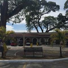 Photo taken at Plaza Del Pilar by har r. on 2/15/2016