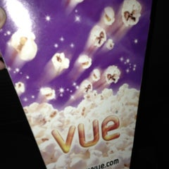 Photo taken at Vue Cinema by Hanadi on 3/23/2013