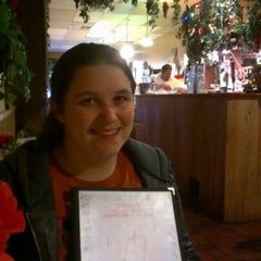Photo taken at Bruno's Mexican-Italian Restaurant by Nick S. on 10/10/2012