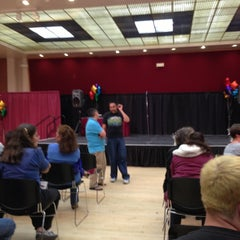 Photo taken at Corbett Center Student Union by Michael R. on 4/19/2013