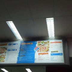 Photo taken at Domino's Pizza by Danilo O. on 2/18/2013