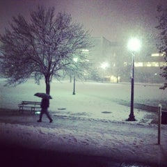 Photo taken at Powdermaker Hall by Freddy G. on 11/7/2012