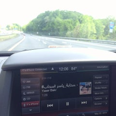 Photo taken at I-95 (Northeast Maryland) by Faris A. on 5/23/2014