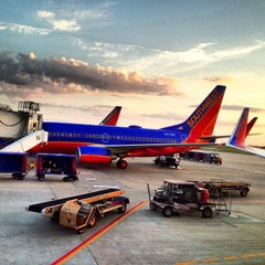 Photo taken at Chicago Midway International Airport (MDW) by Ken R. on 6/17/2013
