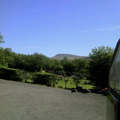 Photo taken at The National Showcaves Centre for Wales by Dawne M. on 6/9/2013