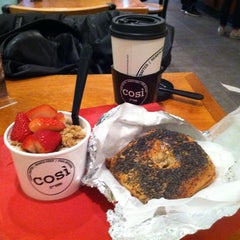 Photo taken at Così by Salvatore A. on 12/5/2014