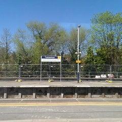 Photo taken at Twickenham Railway Station (TWI) by Nuno O. on 5/1/2013