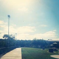 Photo taken at Carmel valley community Park by Joseph P. on 7/9/2014