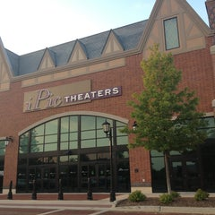 Photo taken at IPic Theaters South Barrington by Adam S. on 7/16/2013