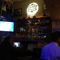 Photo taken at Murphy's Irish Pub by Syd H. on 5/17/2014