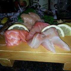 Photo taken at Sushi Yaro by James W. on 10/13/2012