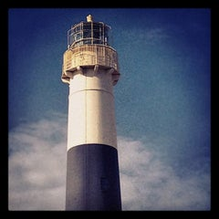 Photo taken at Absecon Lighthouse by Michael R. on 11/10/2012