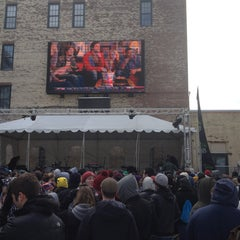 Photo taken at The Piazza by Tom T. on 1/26/2013
