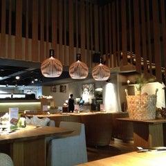 Photo taken at Kabuki ТРК Атриум by Natalie M. on 10/21/2012