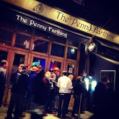 Photo taken at The Penny Farthing by Peter W. on 12/1/2012