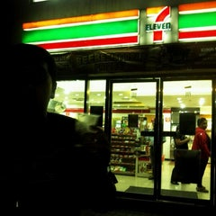 Photo taken at 711 by Jerwin A. on 11/7/2012