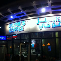 Photo taken at Wayne's Coffee by Ahmed A. on 10/29/2012