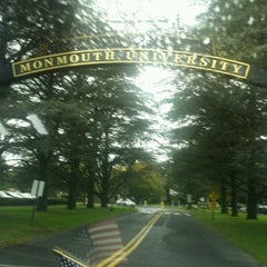 Photo taken at Monmouth University by Peggy B. on 9/20/2012