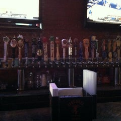 Photo taken at Broadway Brewhouse by Lauren C. on 3/1/2013