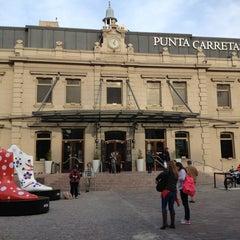 Photo taken at Punta Carretas Shopping by Eric W. on 9/6/2013