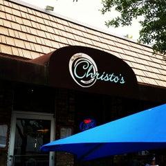 Photo taken at Christo's by Teri S. on 6/6/2015