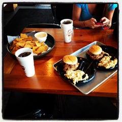 Photo taken at Home Team BBQ by Brandon W. on 10/1/2012