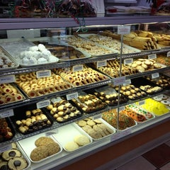 Photo taken at My Daddy's Italian Bakery by Joseph T. on 11/17/2012