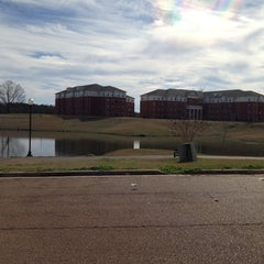 Photo taken at Alcorn State University by Иван У. on 1/19/2013