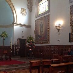 Photo taken at Convento de las Hermanas Misioneras Eucarísticas by Selene R. on 12/14/2013