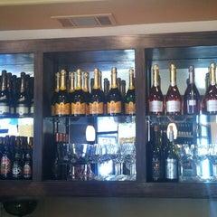 Photo taken at Cuvee Champaigne & Wine Bar by Ryan W. on 4/20/2013