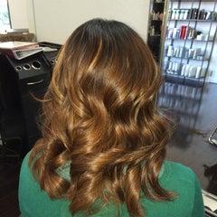 Photo taken at Sleek Salon by Melyssa M. on 11/3/2014