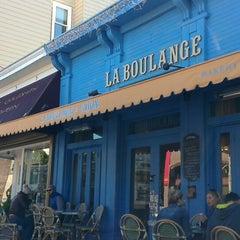 Photo taken at La Boulangerie de San Francisco by Michael M. on 2/10/2013