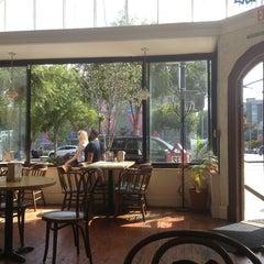 Photo taken at Mercury Cafe by Alex L. on 9/2/2013