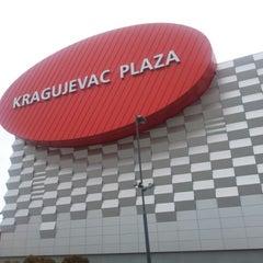 Photo taken at Plaza Centar by Marina M. on 2/4/2013