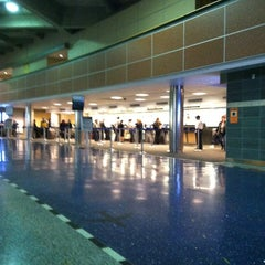 Photo taken at Kansas City International Airport (MCI) by Kimberly L. on 12/19/2012