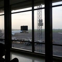 Photo taken at Gate 7 by R_Maniek on 1/30/2014