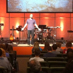 Photo taken at NorthStar Church by David R. on 11/8/2012