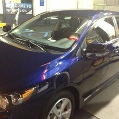 Photo taken at Penske Toyota of West Covina by itsJonesie on 11/15/2012
