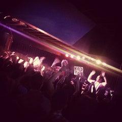 Photo taken at Marquis Theatre by Monika M. on 3/23/2013