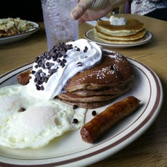 Photo taken at The Pancake House by Ron P. on 1/25/2015
