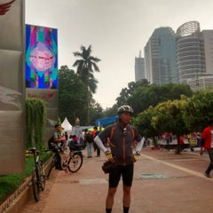 Photo taken at UOB Plaza Thamrin Nine by Budhy S. on 10/18/2015