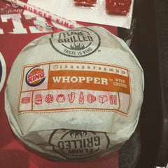 Photo taken at Burger King by zul f. on 3/10/2015