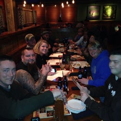 Photo taken at Outback Steakhouse by Tyler A. on 1/12/2014