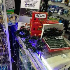 Foto tirada no(a) Israel Eletrônica por Ana luiza C. em 11/16/2013
