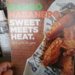 Photo taken at Wingstop by Jimmy N. on 8/25/2013