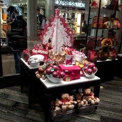 Photo taken at Godiva Chocolatier by Chyna D. on 12/8/2012